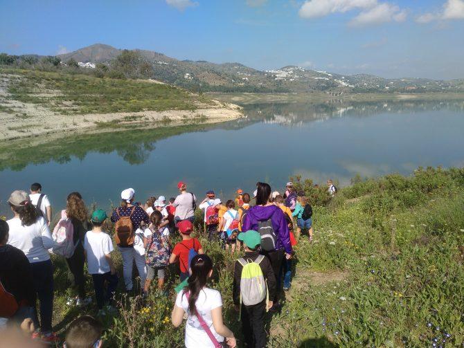 Las actividades realizadas fueron de tipo lúdico-deportivo y senderista-educativo.
