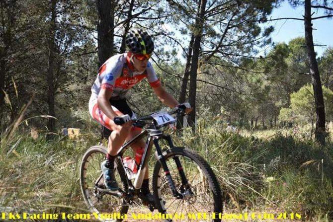 Daniel Vico, del Club Rincón Sport Team.