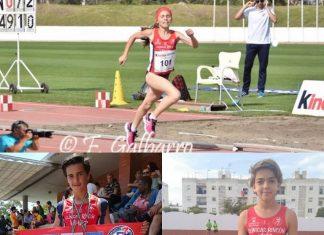 Para el club veleño es la primera vez que atletas infantiles (sub14) van a un campeonato de España.