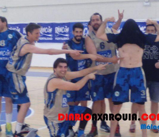 Los axárquicos ganaron con solvencia el primer partido de cuartos de final frente Alhaurin el Grande. (79-43).