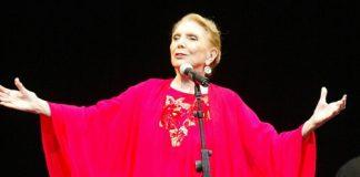La cantante y actriz tenía una larga trayectoria artística de casi 70 años y 40 discos.