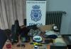 Han sido arrestados dos hombres y otras tantas mujeres, de edades comprendidas entre los 17 y 27 años y nacionalidad búlgara, por un presunto delito de robo con violencia.