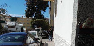 Imagen de la Calle José María Doblas de Rincón.