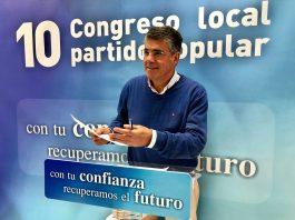 Armijo está convencido de que el Partido Popular llegará a las Elecciones Municipales de mayo de 2019 muy bien posicionado y con un fuerte respaldo social.
