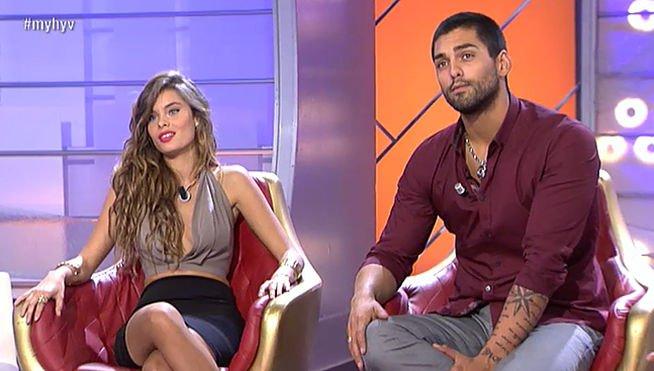 Isaac Díaz Pareja también encontró el amor en el programa.