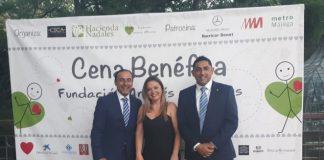 Sebastián Fernández Reyes, Basti, fue galardonado con la insignia de oro de la Fundación Andrés Olivares gracias a su labor en el Área Social de la Fundación MCF.