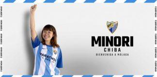 La defensa procedente del Zaragoza CFF se convierte en la primera jugadora nacida en Japón en vestir la elástica del Málaga CF.
