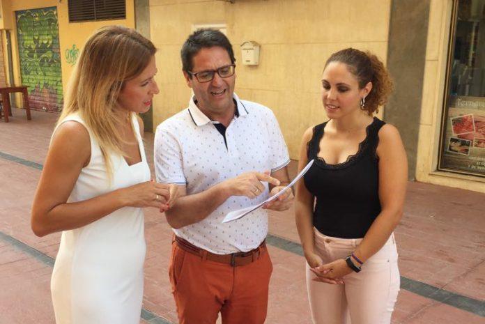 Antonia García destaca la apuesta del PSOE por la economía social como herramienta de innovación, de generación de riqueza y que reparte los beneficios de manera más justa.
