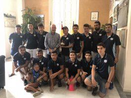 A pesar de restar todavía una regata puntuable, el Club de Remo Faro de Torre del Mar ya es campeón de liga en categoría juvenil.