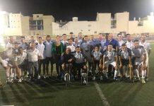 Bonito ambiente de mistas y deportividad el vivido en el Trofeo Ciudad de Vélez-Málaga.
