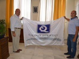 Por tercer año consecutivo el litoral del municipio cumple con los criterios exigibles por el Instituto para la Calidad Turística Española (ICTE).