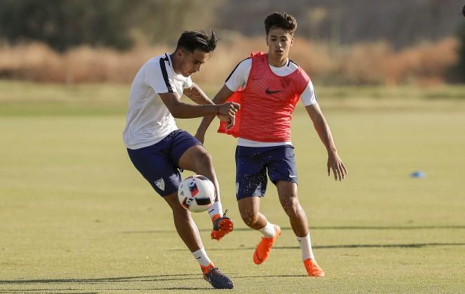 La Selección Sub-20 de Uruguay ha convocado al futbolista del Atlético Malagueño para disputar el trofeo 4 Naciones del 13 al 25 de septiembre.