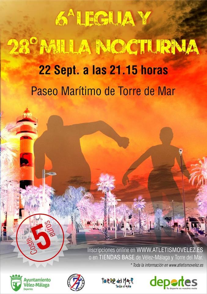 Organizado por Club Atletismo Vélez.
