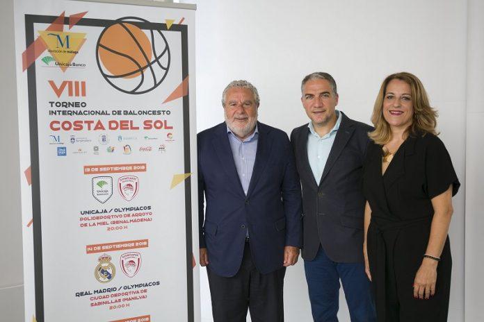La retransmisión por Andalucía TV refuerza la difusión del Trofeo que podrá seguirse, a su vez, por 101 TV y la emisora COPE en la provincia de Málaga.