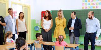 La plantilla en estos niveles educativos se refuerza con 143 docentes.