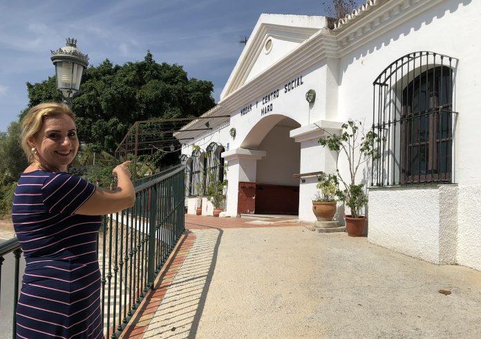 Angélica Portillo, concejala del Partido Popular.