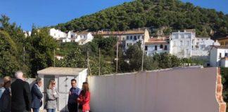 La consejera Sonia Gaya visita dos colegios y un instituto de Campillos, Carratraca y Ronda .