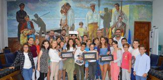 El premio ha sido organizado por las concejalías de Educación y Medio Ambiente del Ayuntamiento.