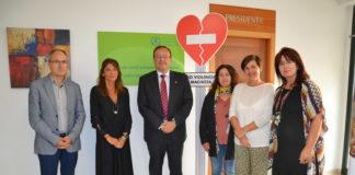 Numerosas entidades de la provincia y todas las diputaciones andaluzas forman ya parte de esta campaña impulsada por el Área de Igualdad de la institución provincial.