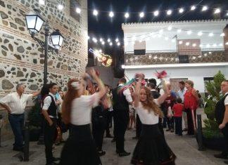 Participaron las pandas de Moclinejo, Los Moras, Arroyo Conca y El Borge.