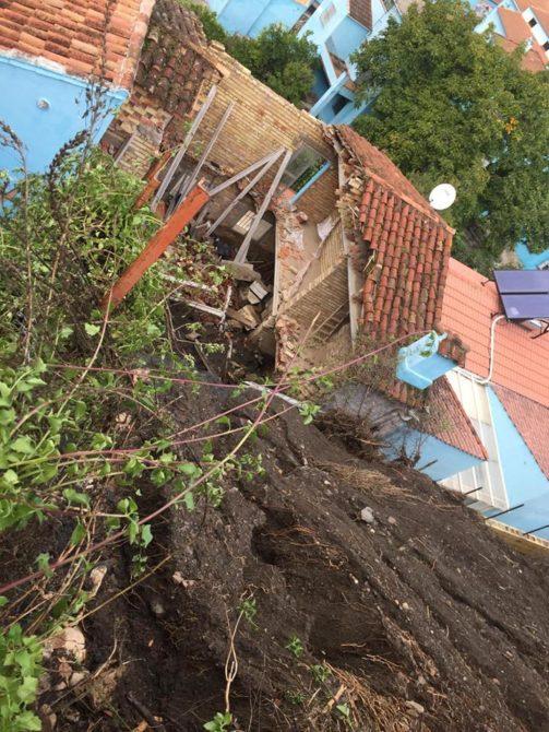 Los peritos pertenecientes al Consorcio siguen visitando las zonas de la provincia afectadas por las inundaciones para continuar valorando la situación.