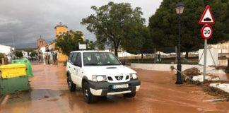 El 112 ha coordinado más de 600 incidencias en toda la comunidad andaluza desde el sábado, sobre todo en Almargen, Antequera, Ardales, Carratraca, Casarabonela, Campillos, Fuente de Piedra, Humilladero, Sierra de Yeguas y Teba, todas en Málaga.