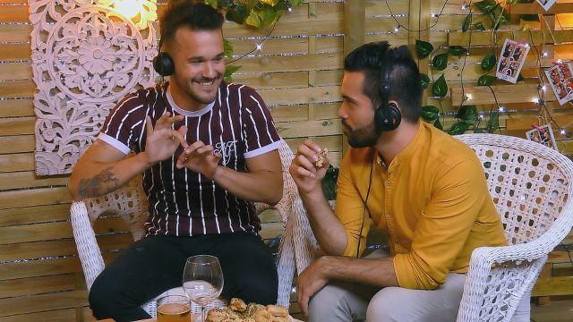 El veleño Mikel Iglesias Vigo participa en la mayor comedia romántica gay de 'First Dates'