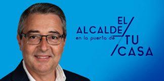 Imagen de Francisco Salado en la campaña informativa.