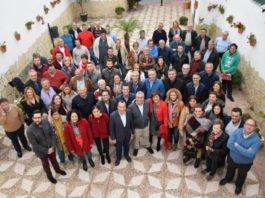 El cabeza de lista del PSOE por Málaga al parlamento andaluz, José Luis Ruiz Espejo, ha mantenido un encuentro comarcal en La Viñuela con dirigentes y representantes del PSOE en la Axarquía.