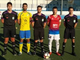 La Unión Deportiva Torre del Mar no pasó del empate en su visita al municipal de Marbella.