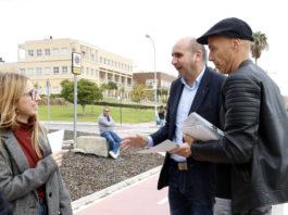 """""""El 2D los malagueños y las malagueñas tienen la oportunidad de parar a la derecha y a aquellas formaciones que quieren bloquear el próximo gobierno andaluz""""."""