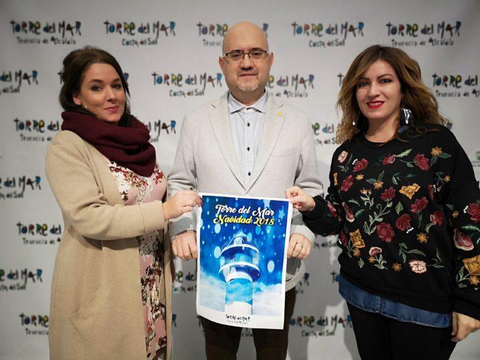 El teniente de alcalde de Torre del Mar, Jesús Pérez Atencia, ha presentado en la mañana de este lunes el programa de actividades para la Navidad de este año en Torre del Mar.