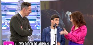 Adrián Martín en 'El programa de Ana Rosa'.