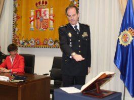 El nuevo jefe provincial cuenta en su historial profesional con numerosas condecoraciones policiales y civiles.