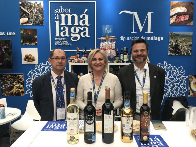 La marca promocional de la Diputación asiste por sexto año a Madrid Fusión con 34 productores y una treintena de actividades en su programa.