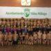 El Club Natación Axarquía se proclama subcampeón de la segunda jornada del Circuito Provincial de Clubes