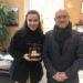 Torre del Mar recibe a Marta Sánchez Gómez, participante en Operación Triunfo 2018