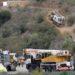 Un macizo rocoso de pizarra en las excavaciones complica de nuevo los trabajos del rescate de Julen