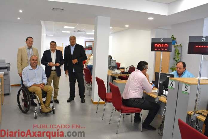 El ayuntamiento de v lez m laga finaliza el traslado de la oficina de atenci n al ciudadano y - Oficina atencion al consumidor ...