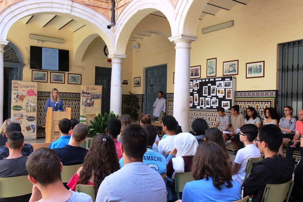 Centros educativos malagueños celebran el Día de la Memoria ...