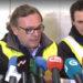 """El jefe del operativo de rescate de Julen, Ángel García  Vidal: """"Esperamos llegar a la cota de los 60 metros a final de la noche si todo sigue al ritmo que estamos teniendo"""""""